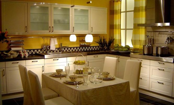 Особенности кухонного интерьера
