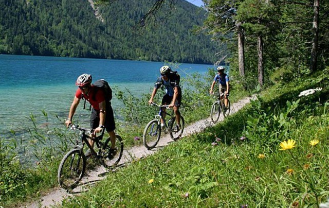 Велотуризм и его особенности в Австрии