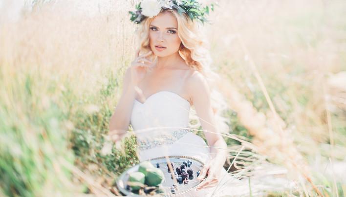 Стиль для исключительных невест от www.art4studio.ru