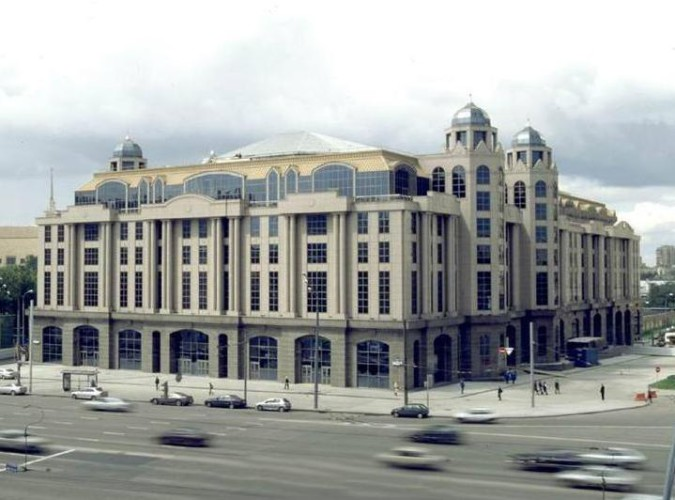 ТДЦ Новинский selfiemoscow.ru
