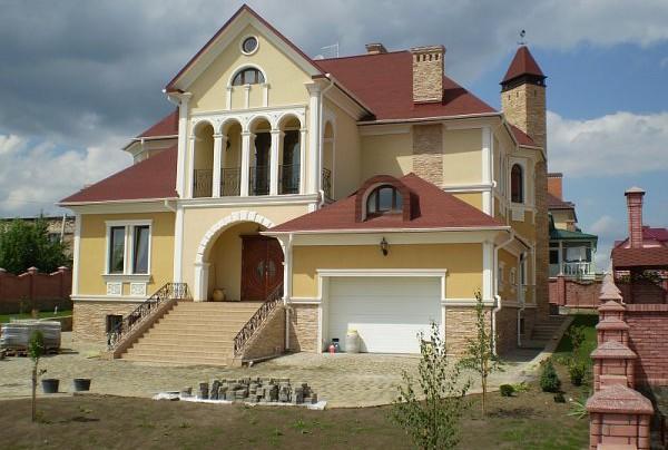 Архитектурные элементы здания: украшаем с пользой