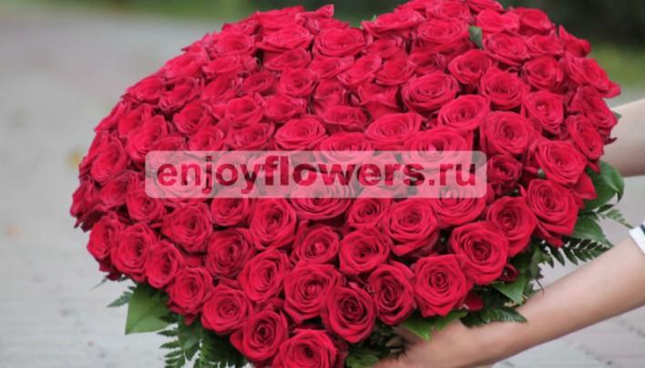 Доставка цветов по всему миру. Удиви своих близких