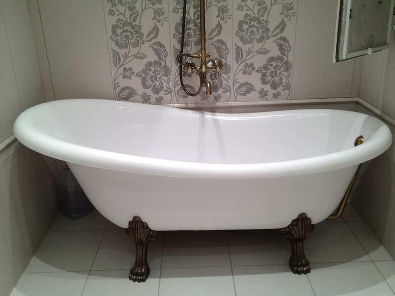 Как вернуть жизнь ванной