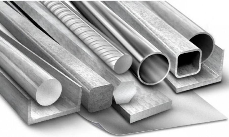 Металлопрокат, профилированные изделия и строительные материалы