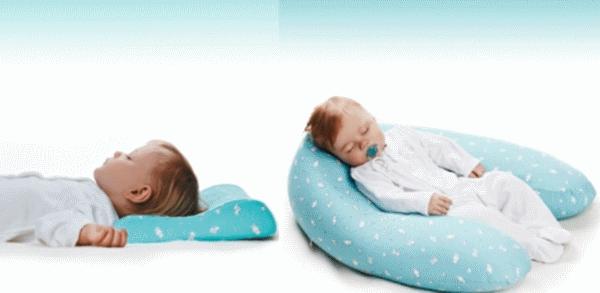 ортопедические подушки отзывы для детей
