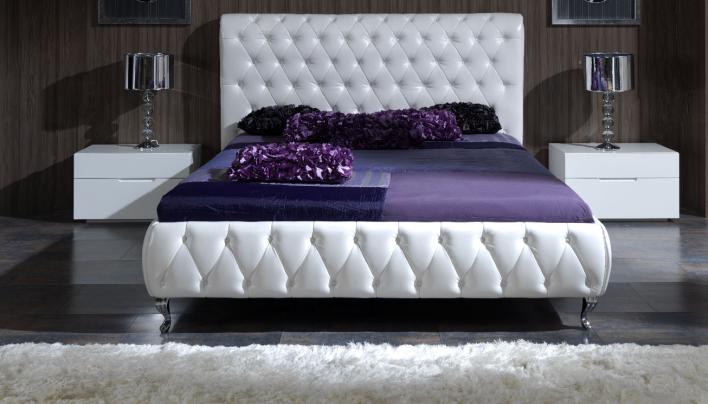 Особенности выбора кровати для спальной комнаты