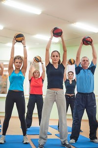 Лечебная физкультура: оздоровление изнутри