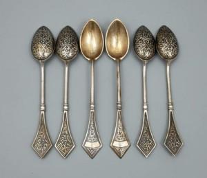 Серебряные ложки — это традиции