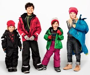 Выбираем детскую куртку