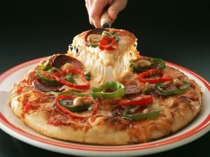 Выбираем доставку пиццы