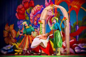 Виды детских театров