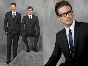 Как выбрать мужской деловой костюм