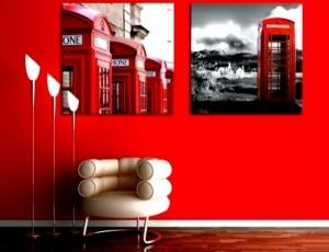 Современные постеры на стену
