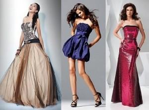 Качественные модные молодежные платья
