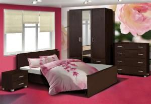 Модульные системы для спальни