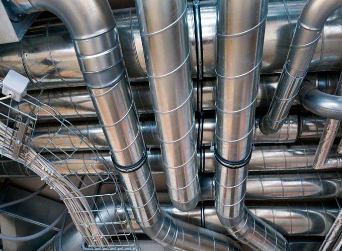 Воздух в офисах и на производстве