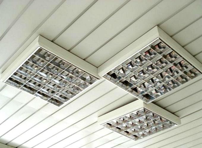 Особенности накладных светильников