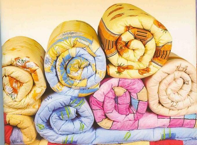 Одеяло: такой простой и сложный выбор