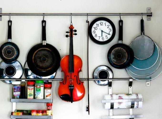 Правильно выбираем посуду для кухни