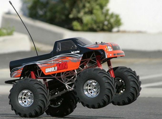 Радиоуправляемые модели – любимые игрушки мальчишек