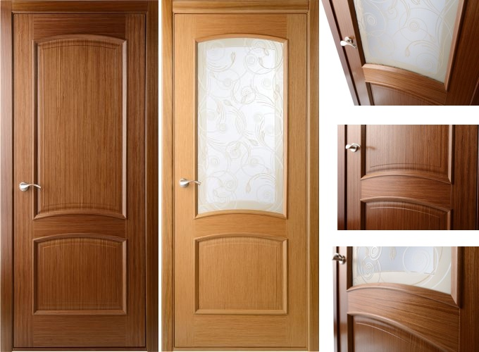 Устанавливаем межкомнатную дверь